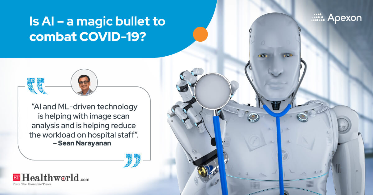 Is AI – a magic bullet to combat COVID-19?