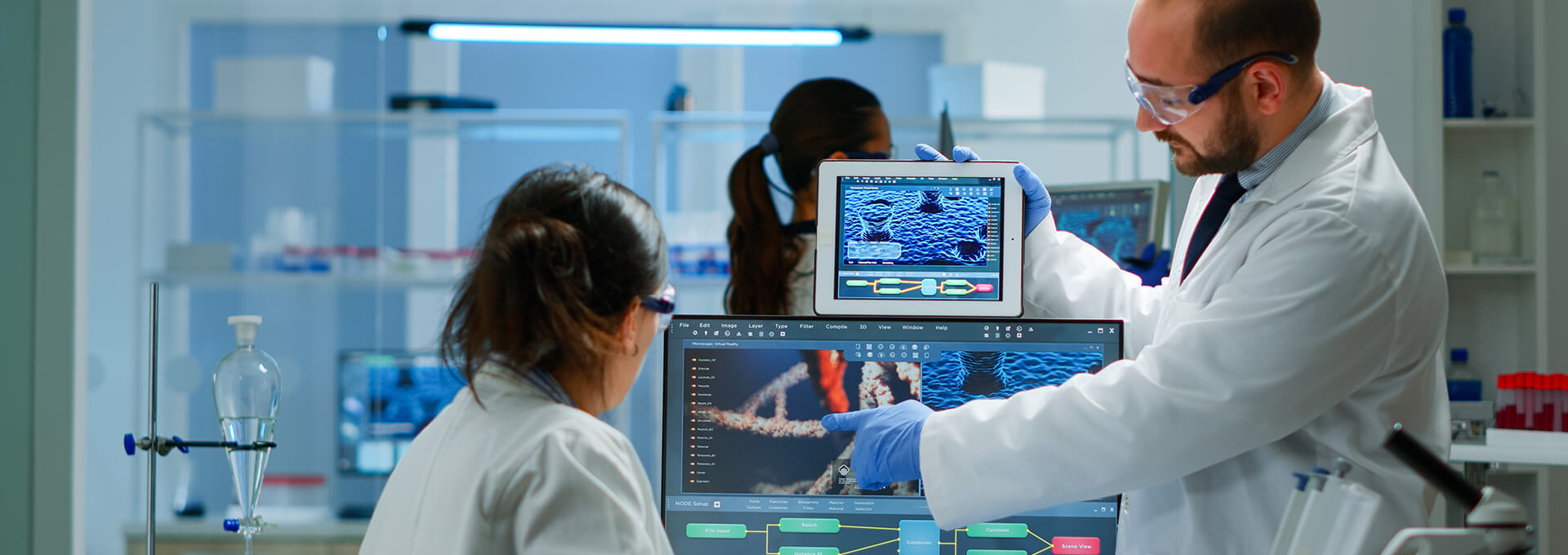 Life Sciences Software Testing Services