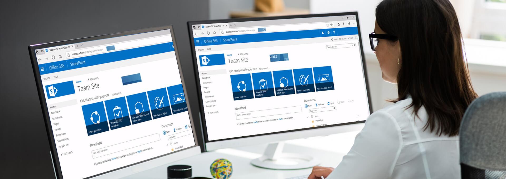 Apexon Sharepoint Services for Enterprises