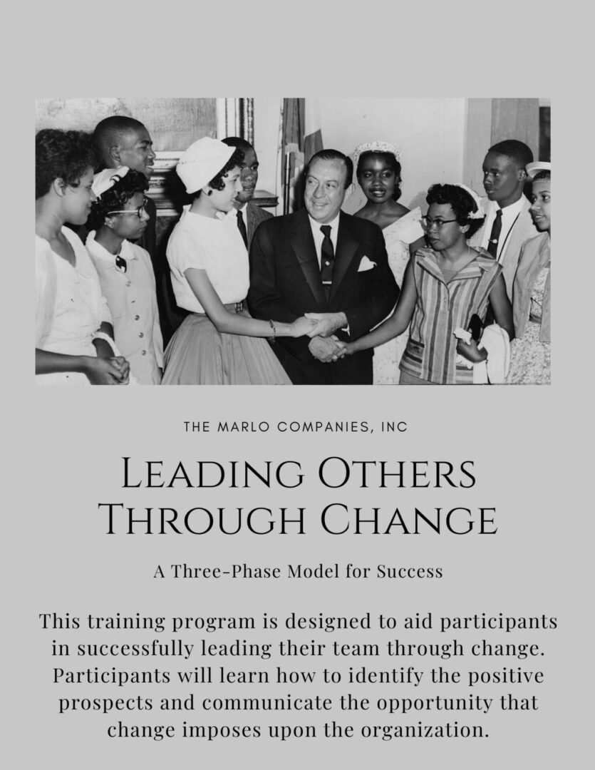 Leading Others Through Change-1