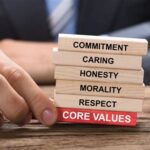 Why Your Values are so Important to Get the Life of Your Dreams