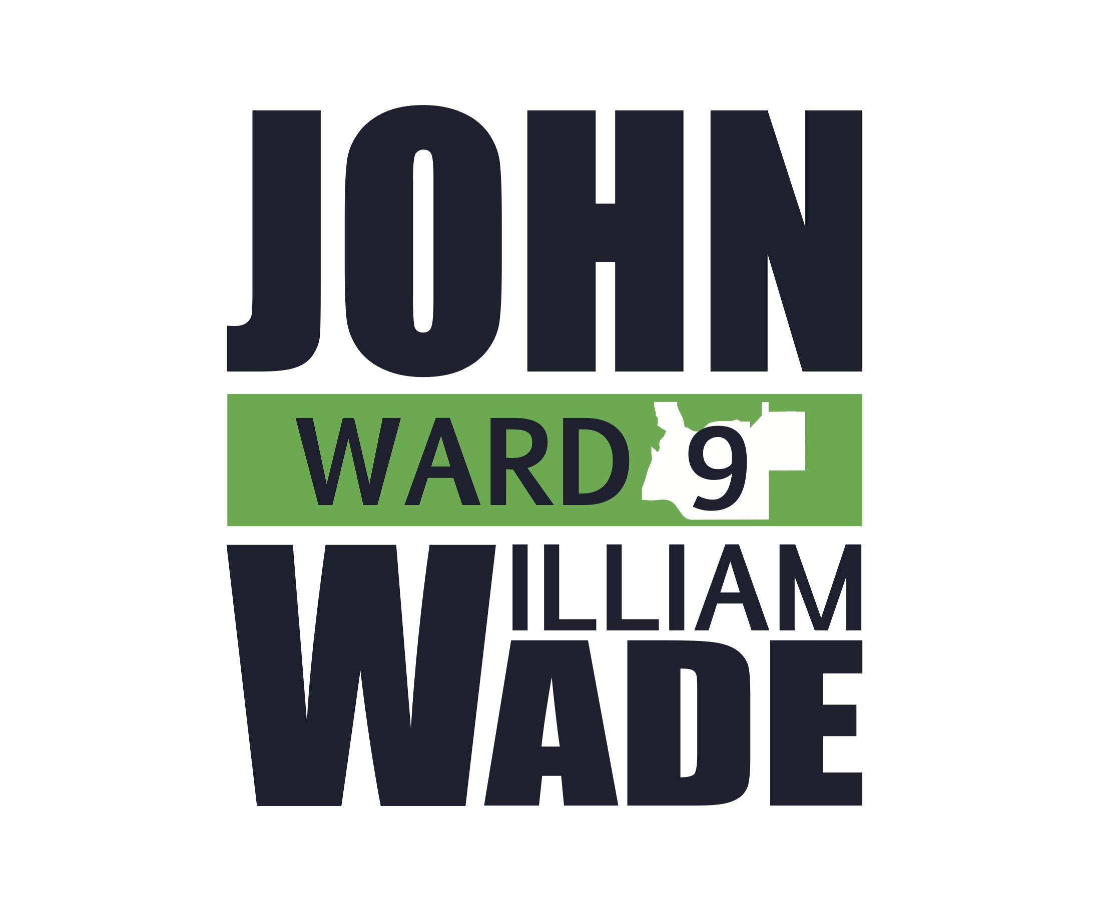 Wade For Ward 9