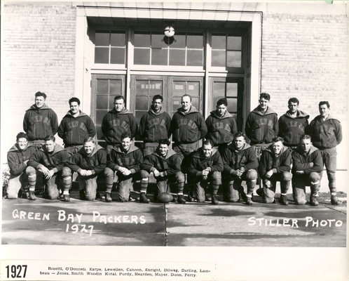 Red Smith and the 1927 Green Bay Packers