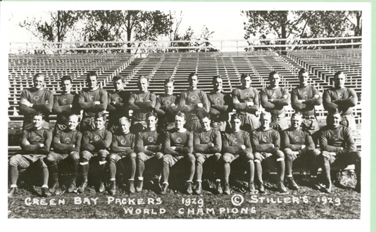 Red Smith and the 1929 Green Bay Packers