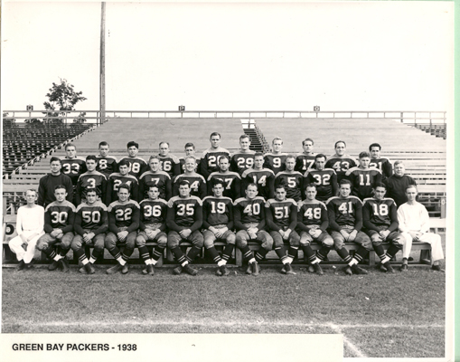 Red Smith and the 1938 Green Bay Packers