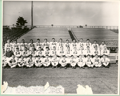 Red Smith and the 1939 Green Bay Packers
