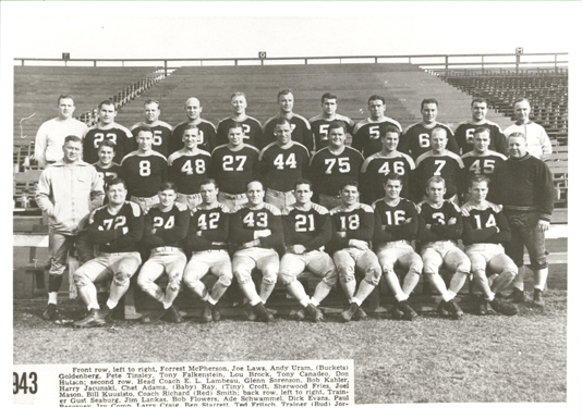 Red Smith and the 1943 Green Bay Packers
