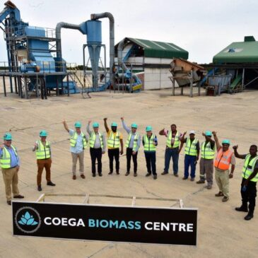 Biomass Breakthrough at Coega