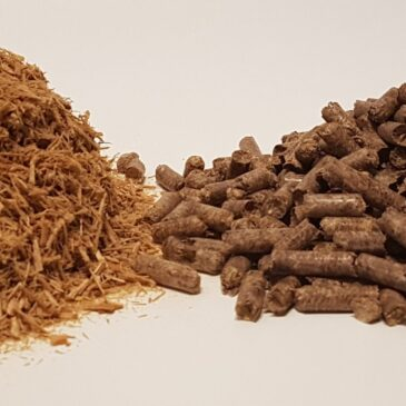 Coega Biomass Centre will produce top-quality pellets