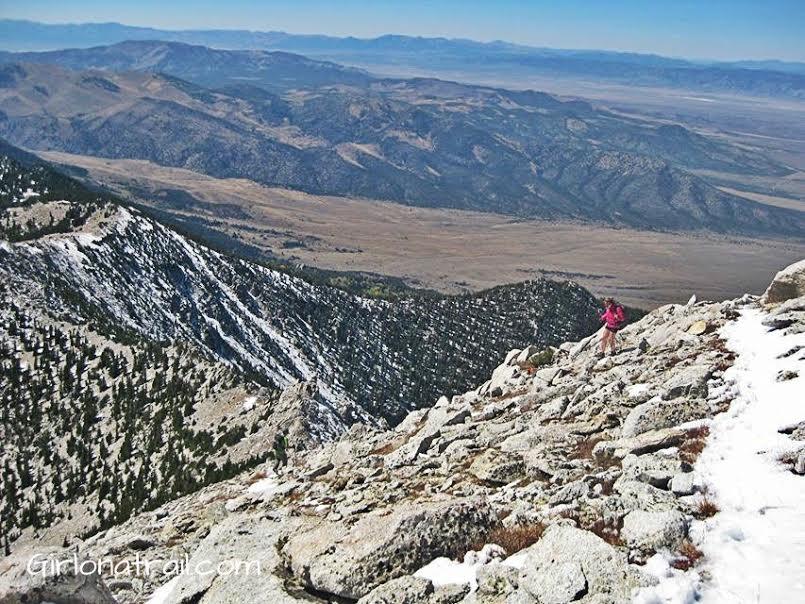 Hiking Ibapah Peak, Deep Creek Mountains, Utah