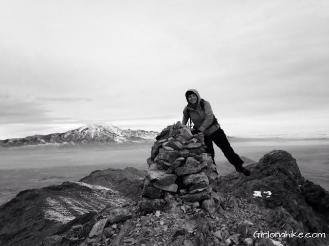 Tetzlaff Peak, Tetzlaff Peak hiking guide, Silver Island Mountains, Hiking in Utah with Dogs