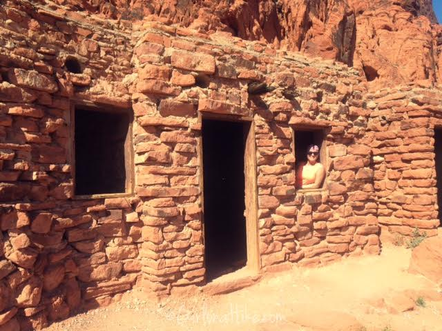 Valley of Fire State Park, Nevada State Parks, The Cabins