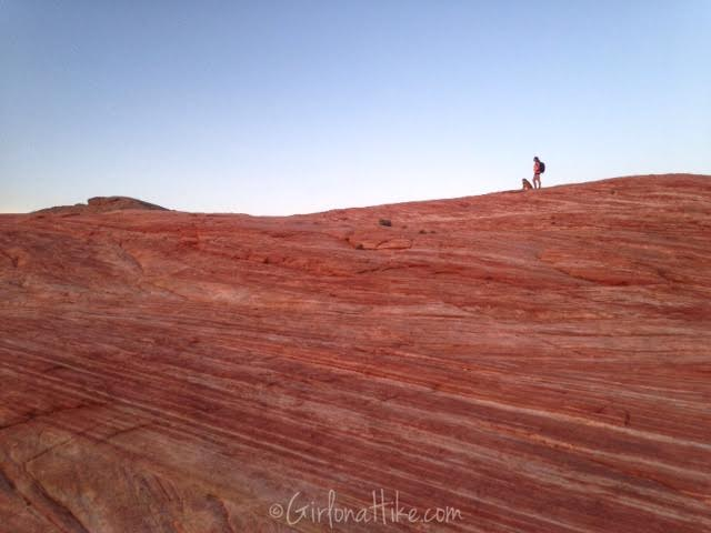Valley of Fire State Park, Nevada State Parks, The Fire Wave