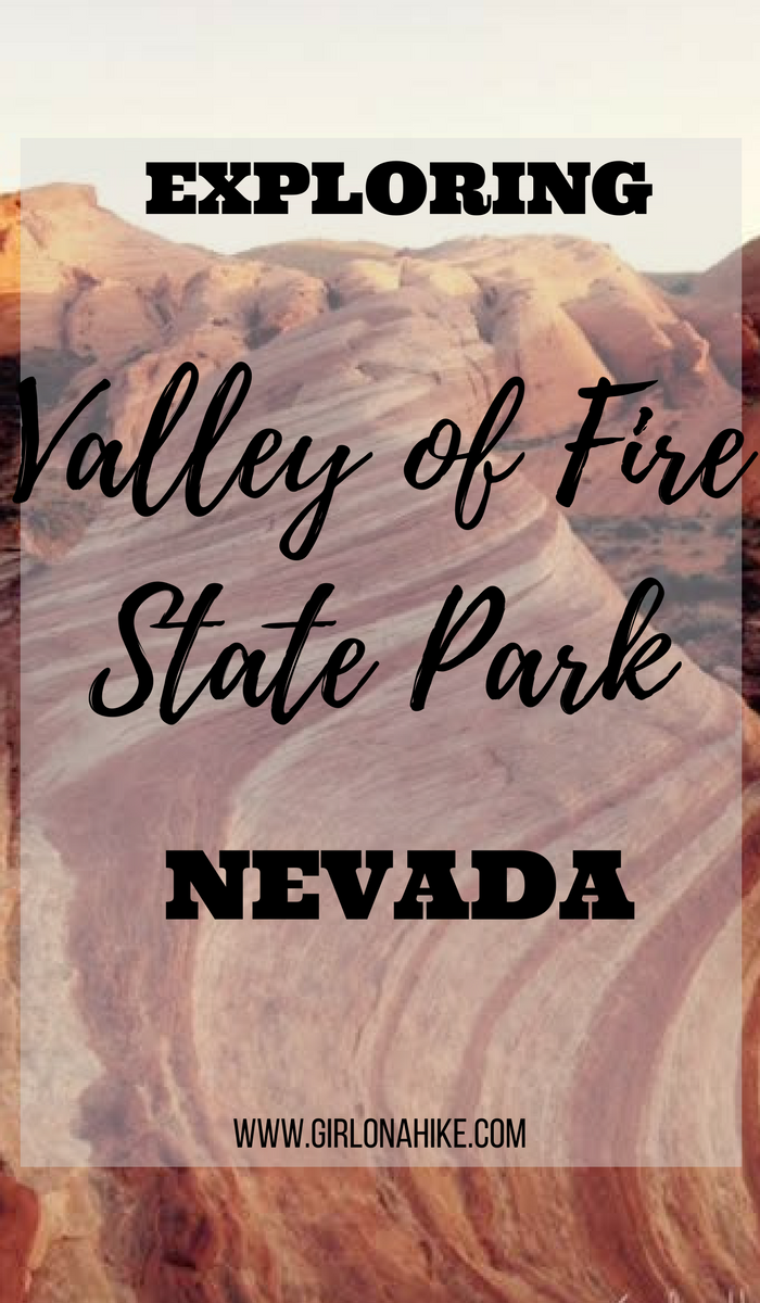 Hiking & Camping at Valley of Fire State Park, Nevada