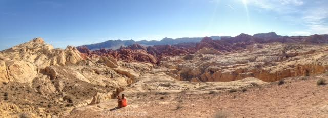 Valley of Fire State Park, Nevada State Parks, Silica Dome