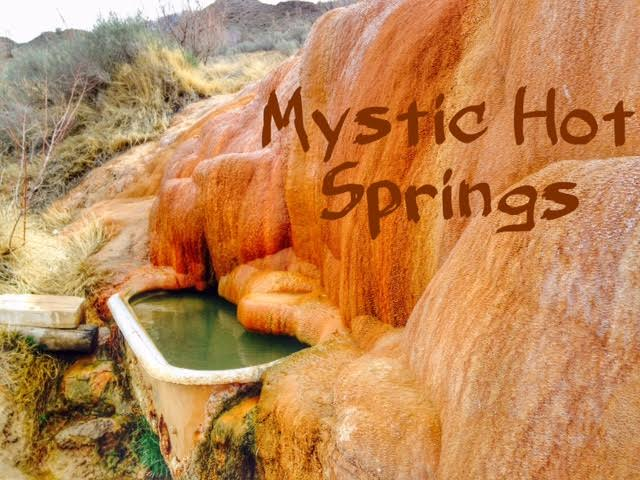 Mystic Hot Springs, Monroe, Utah
