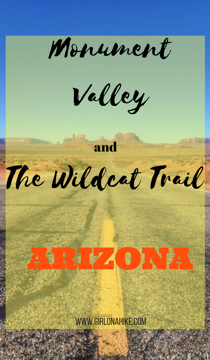 Monument Valley & The Wildcat Trail, Arizona