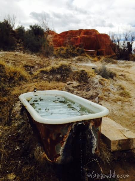 Mystic Hot Springs, Monroe, Utah