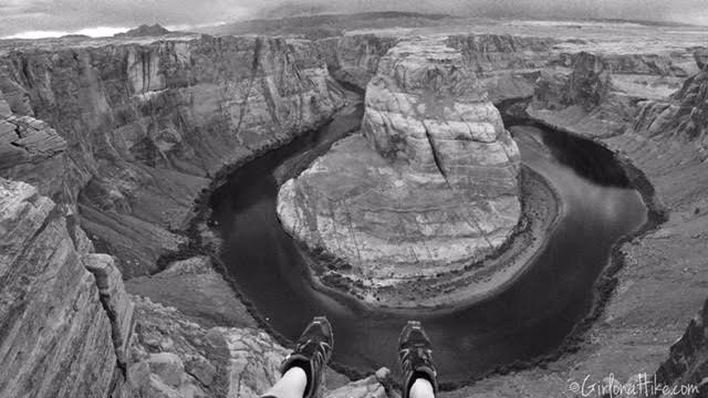 Horseshoe Bend, Page, Arizona, Glen Canyon Recreation Area