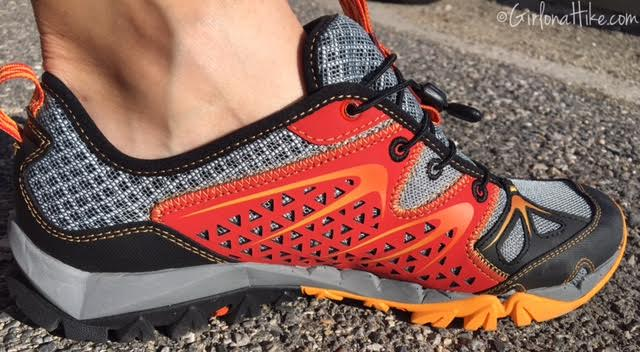 The Merrell Capra Rapid Hiking Water Shoe gear review