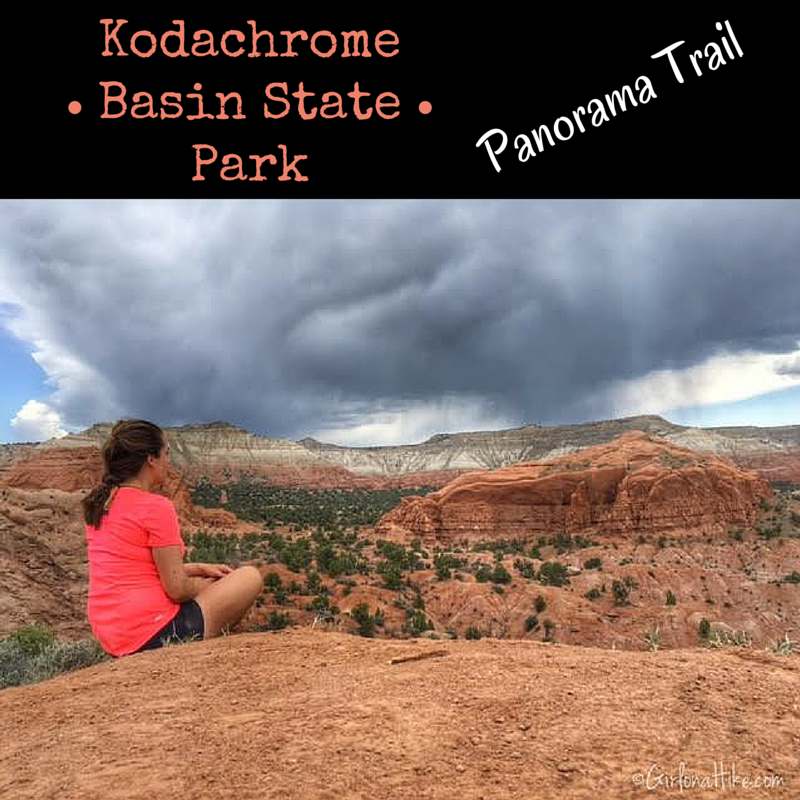 Kodachrome Basin State Park, Panorama Trail