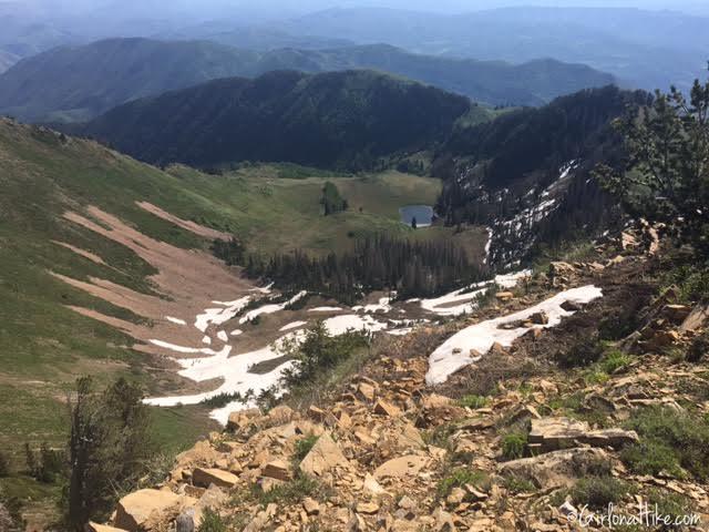Spanish Fork Peak