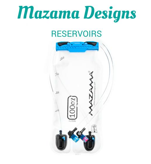 Mazama Designs Reservoirs