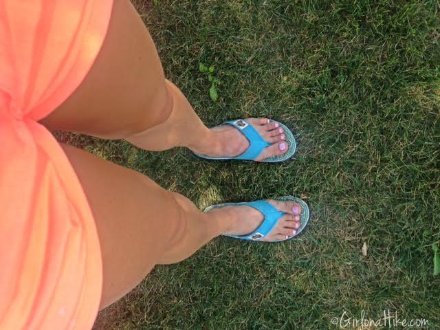 Gumbie's Islander Canvas Flip Flops