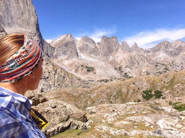 Backpacking the Cirque of the Towers, Wind River Range