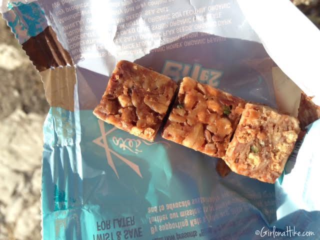 Kate's Real Food product review, Stash Bar, Tiki Bar