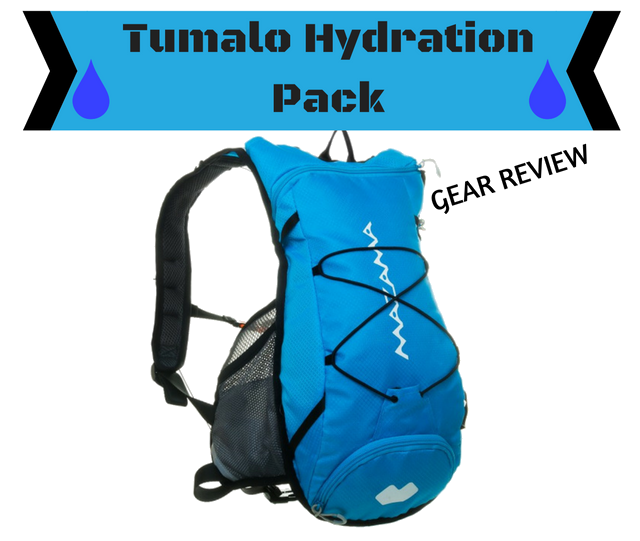 Tumalo Hydration Pack by Mazama Designs