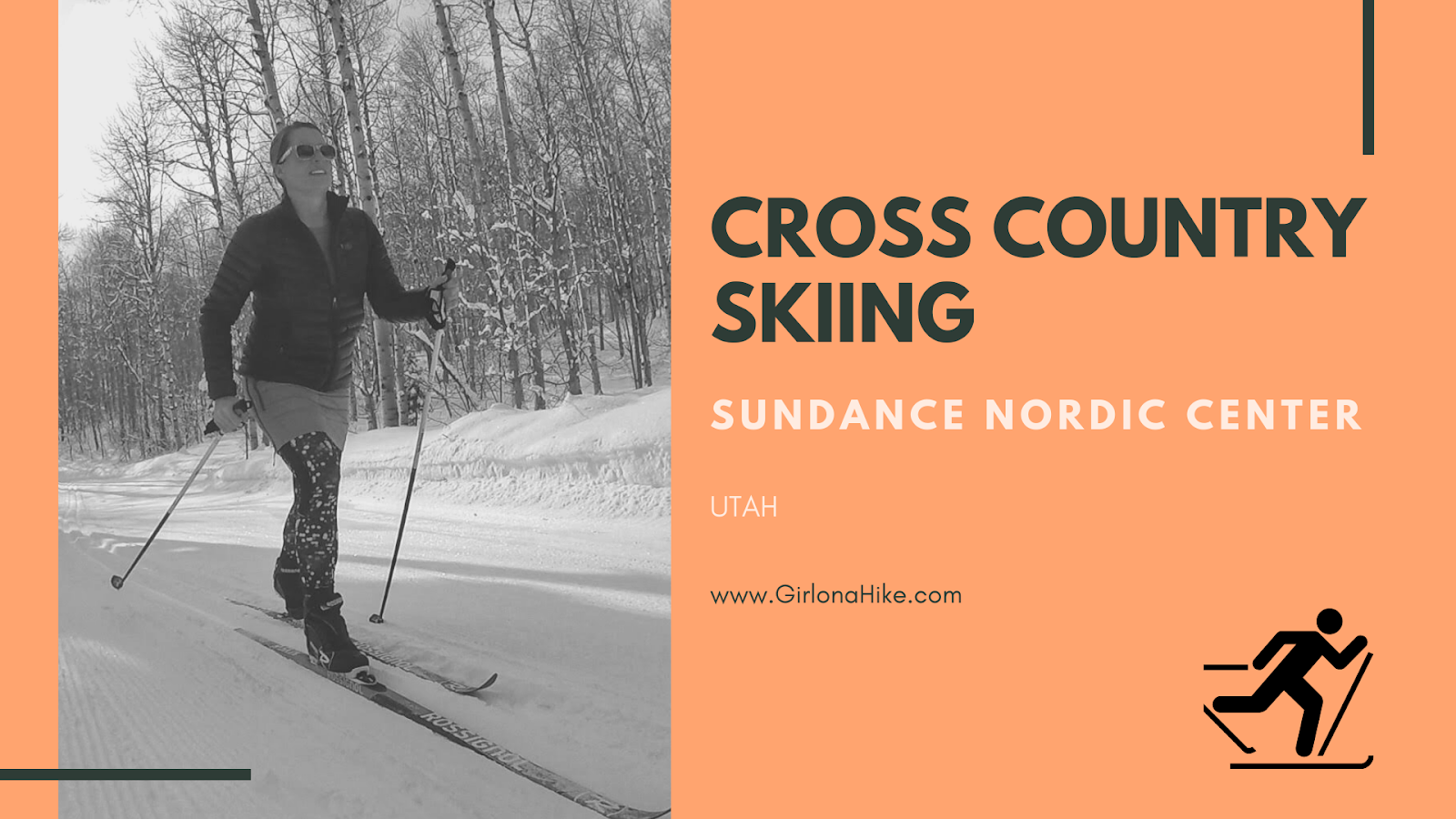 Cross Country Skiing at Sundance Nordic Center!