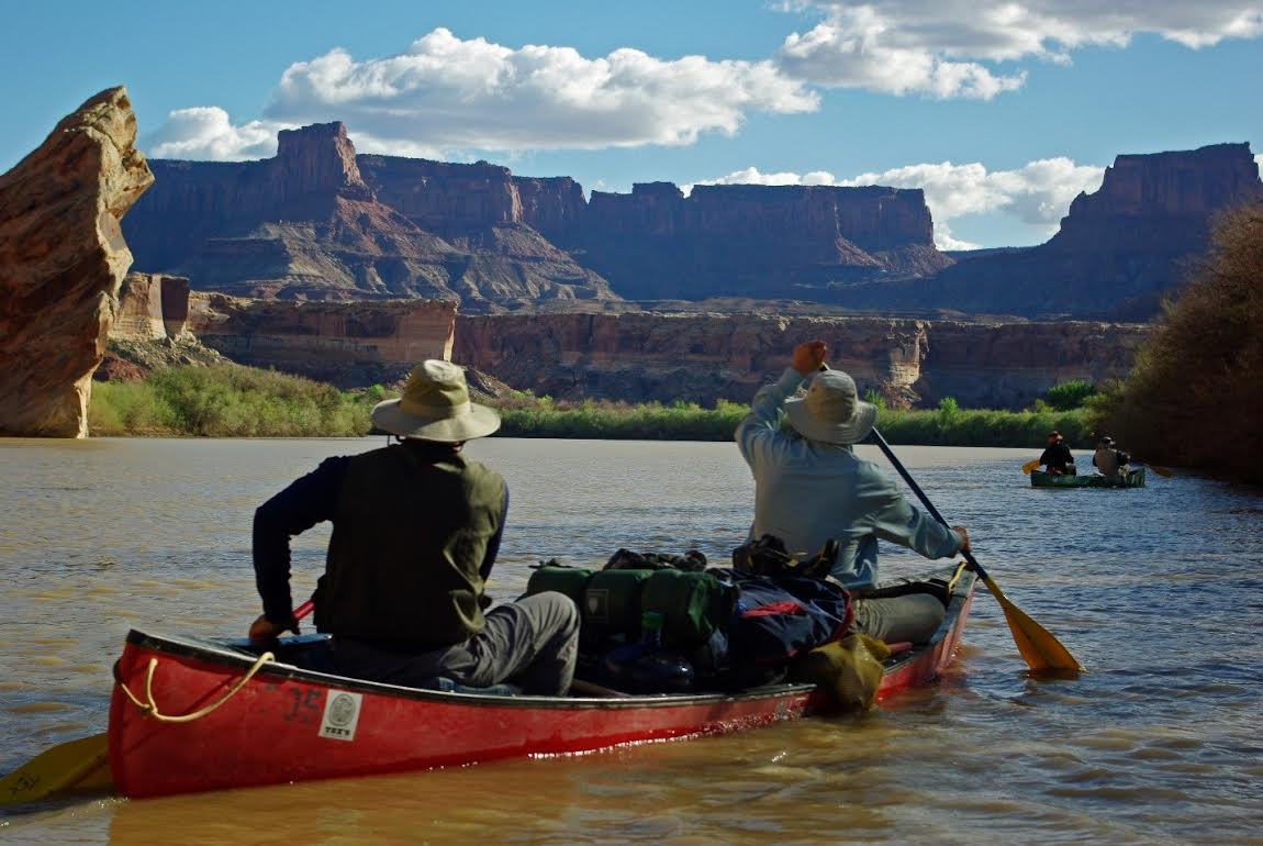Take a Hike - 7 of the Grandest Adventures in the Southwest, Stillwater Canyon, Canyonlands National park