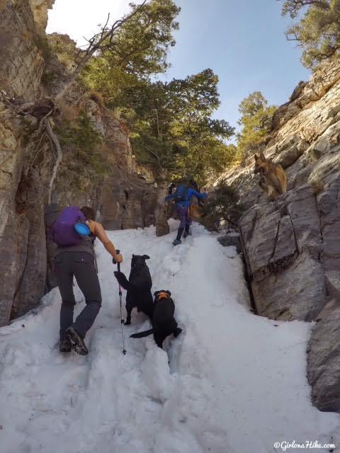 Hiking Notch Peak, Delta, Utah