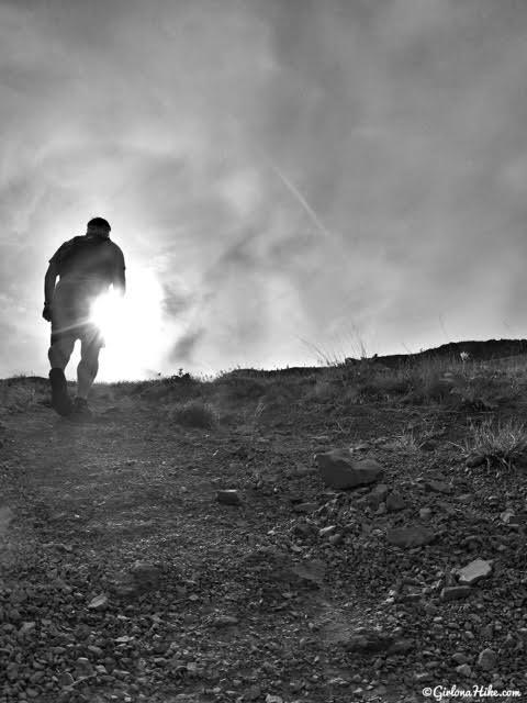 Hiking the West Ridge of Grandeur Peak, Hiking in Utah with Dogs