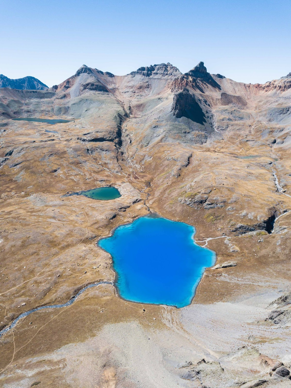 Hiking to Ice Lakes Basin, Colorado, Explore Something Films