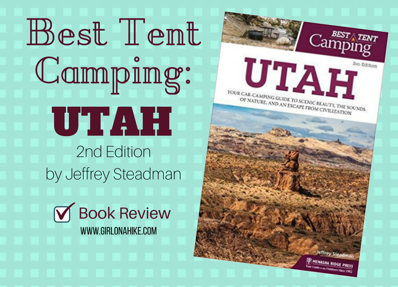 Book Review - Best Tent Camping: Utah (2nd Edition)