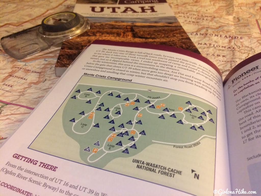 Best Tent Camping: Utah (2nd Edition)