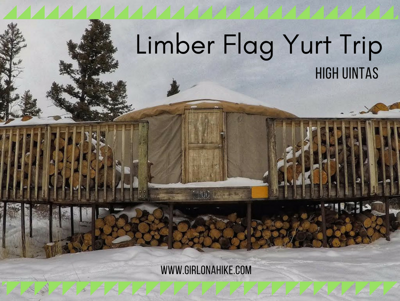 Limber Flag Yurt, Utah, Yurts of Utah