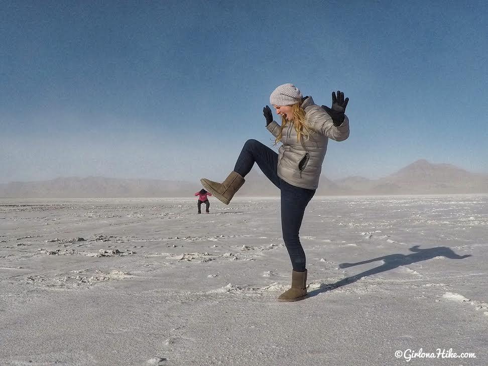 Exploring the Salt Flats & Bonneville Raceway, Utah