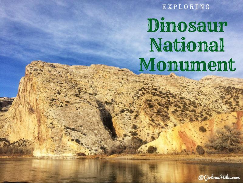Exploring Dinosaur National Monument