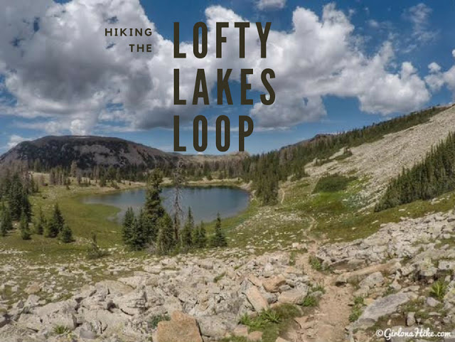 The Best Day Hikes in the Uintas, Lofty Lakes Loop
