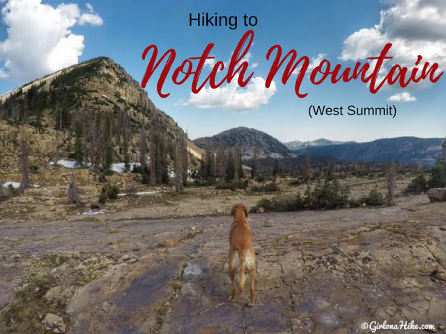 The Best Day Hikes in the Uintas, Notch Mountain