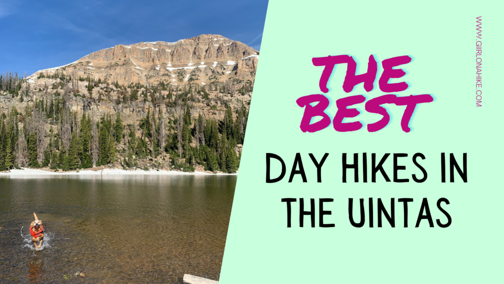 The Best Day Hikes in the Uintas