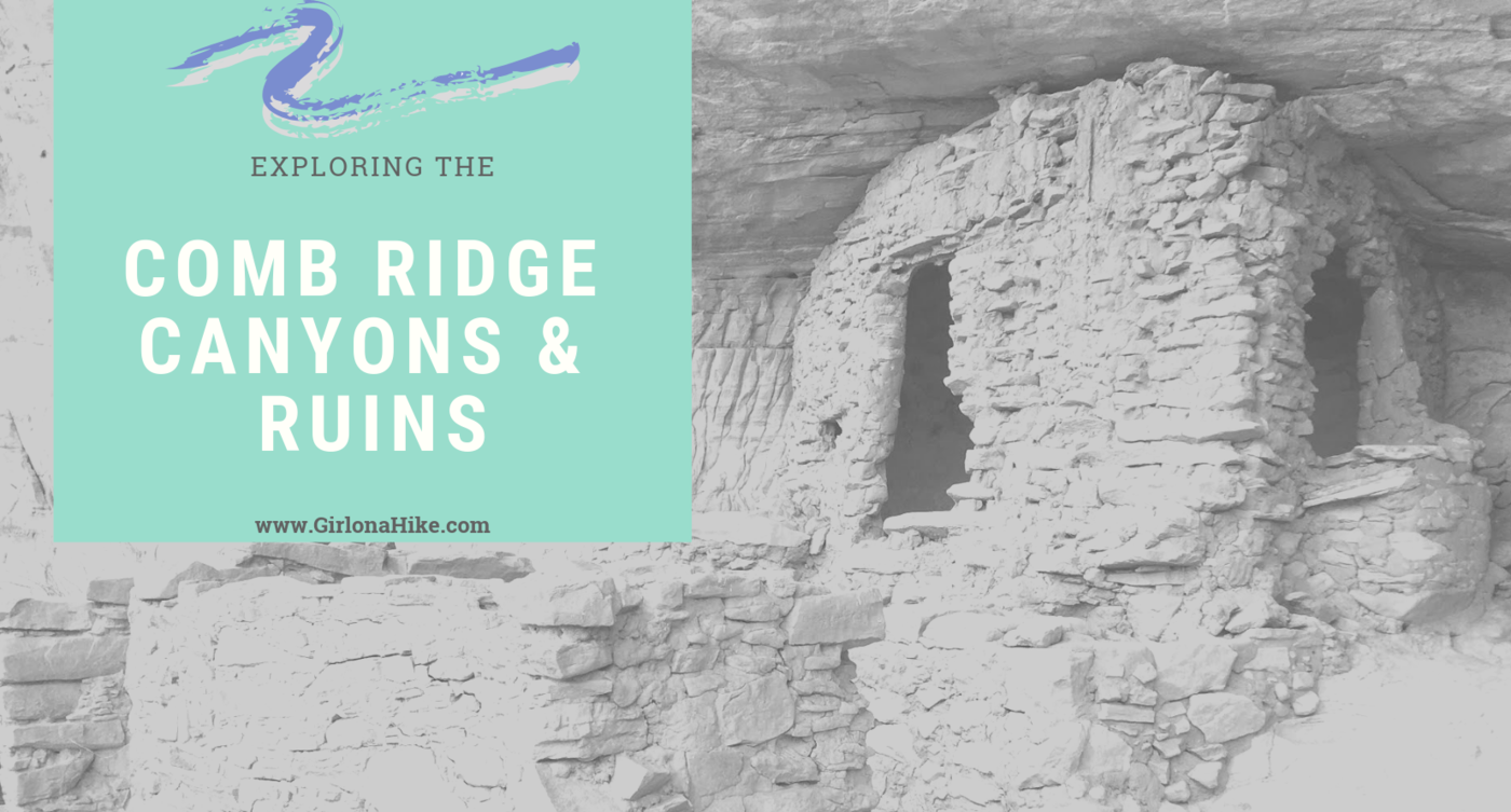Exploring the Comb Ridge Canyons & Ruins, Cedar Mesa