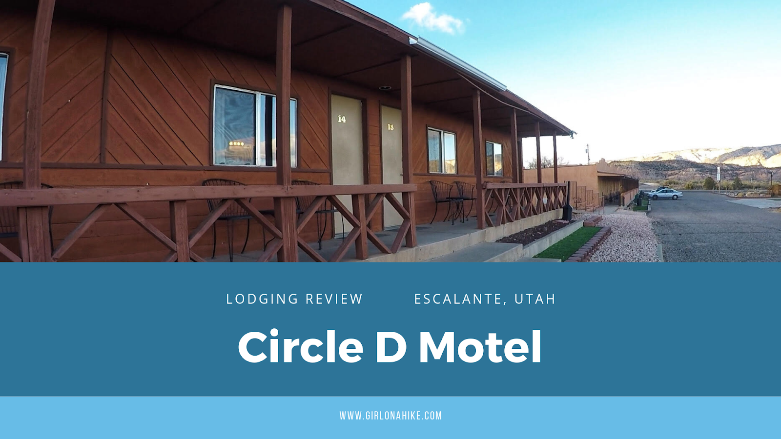 Lodging Review: Circle D Hotel, Escalante , Utah