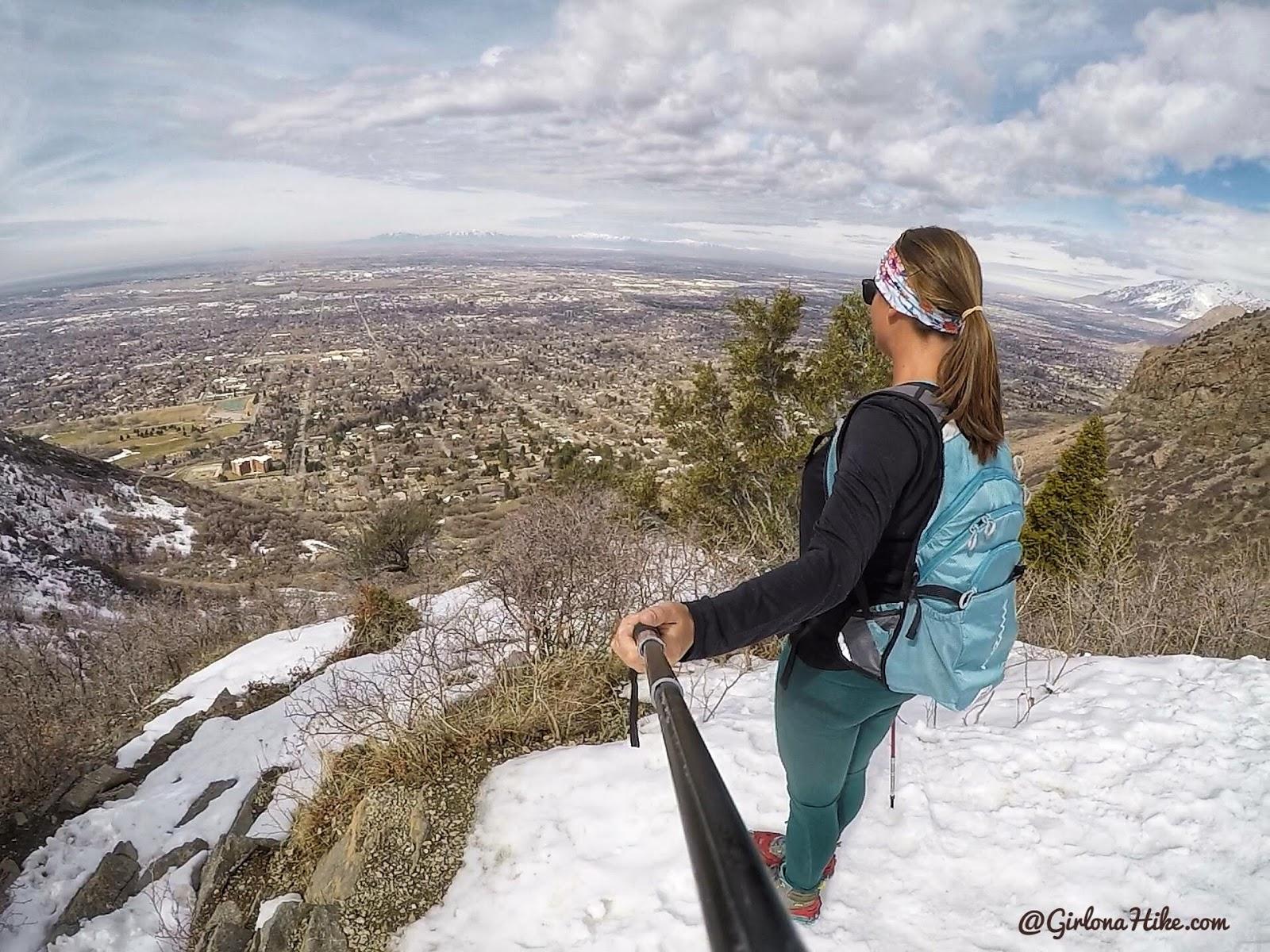 Hiking to Malan's Peak, Ogden, Utah, Hiking in Utah with Dogs