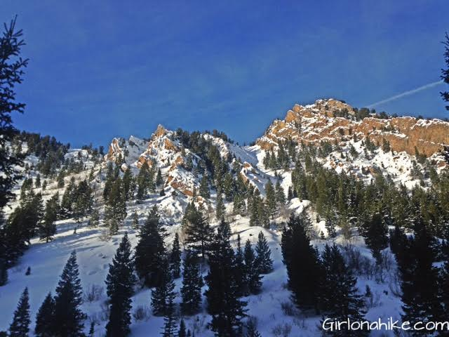 Lake Blanche Trail guide, Lake Blance, Utah, Lakes in the Wasatch Mountains, Lake Blanche trail map