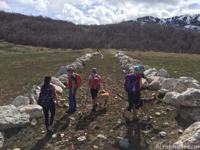 Kenny Creek Trail, Utah