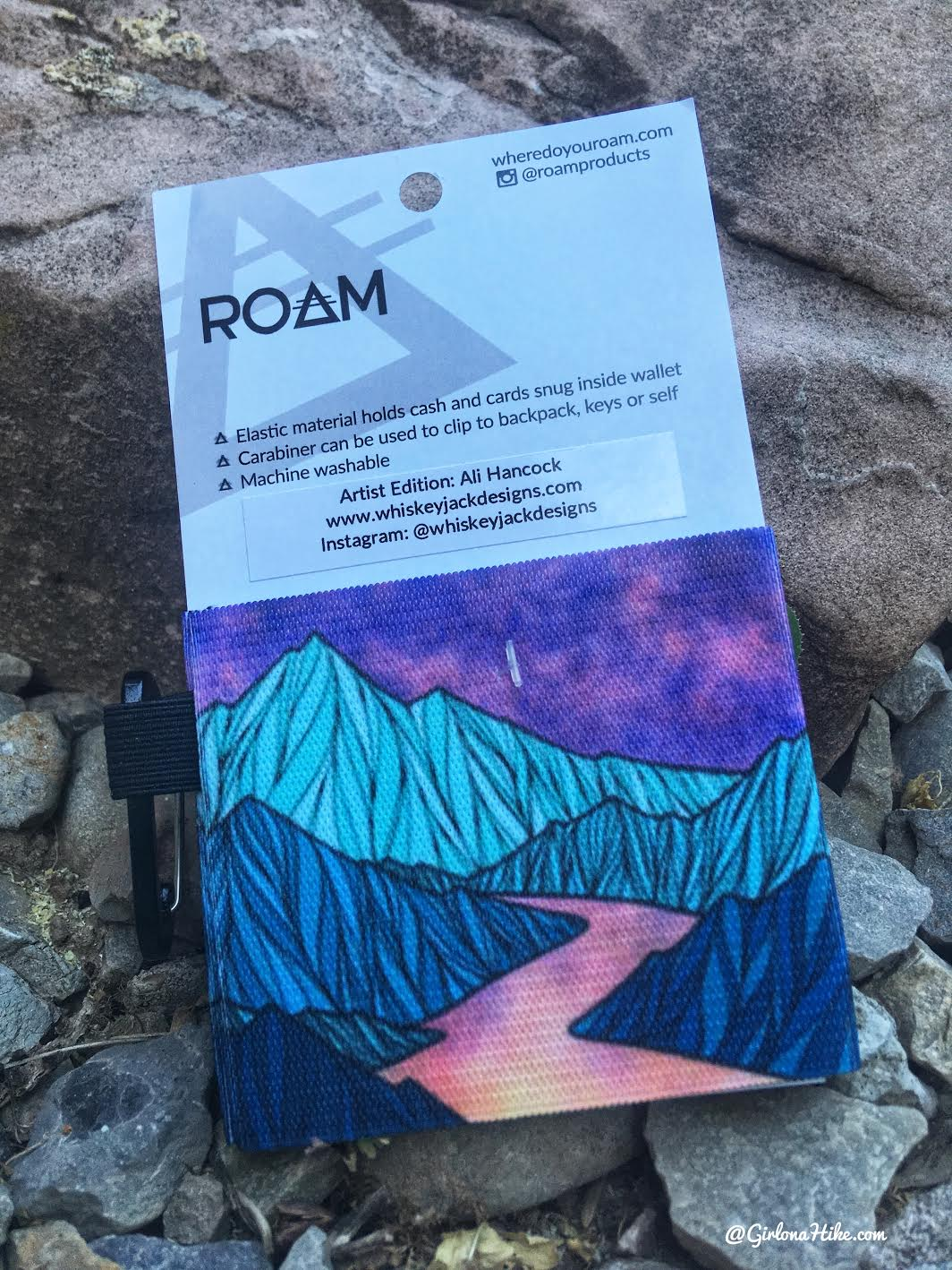 Gear Review: ROAM Wallets